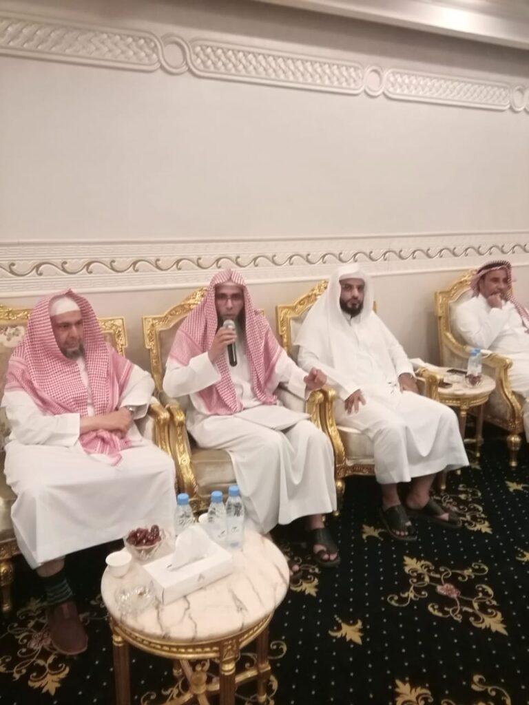 Forum of Lawyers in the Eastern Region, sponsored by Dr. Abdul Karim Al-Shehri